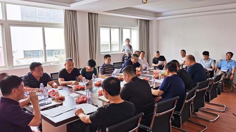 安徽省印刷包装物资商会召开 《纸包装印刷工序指导价》终端讨论会